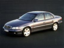Opel Omega рестайлинг, 2 поколение, 09.1999 - 06.2003, Седан