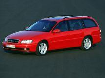 Opel Omega рестайлинг, 2 поколение, 09.1999 - 06.2003, Универсал