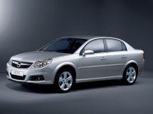 Opel Vectra рестайлинг, 3 поколение, 06.2005 - 12.2008, Седан