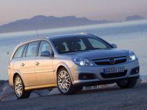 Opel Vectra рестайлинг, 3 поколение, 06.2005 - 12.2008, Универсал
