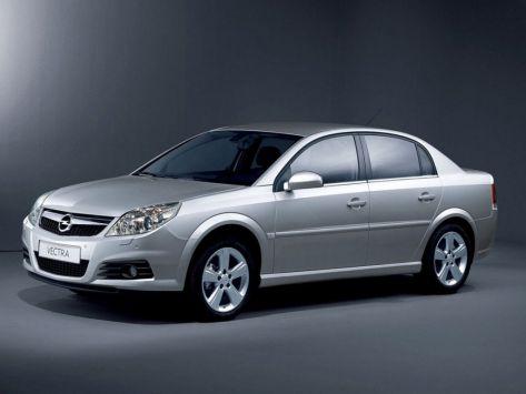 Opel Vectra (C) 06.2005 - 12.2008