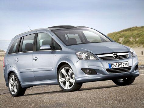 Opel Zafira (B) 12.2007 - 10.2015