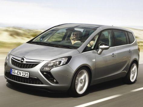 Opel Zafira (C) 03.2011 - 10.2015
