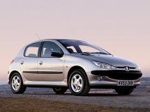 Peugeot 206 рестайлинг 2003, хэтчбек 5 дв., 1 поколение