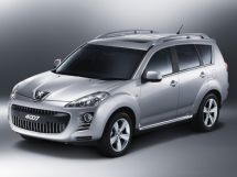 Peugeot 4007 1 поколение, 07.2007 - 05.2014, Джип/SUV 5 дв.