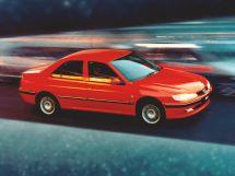 Peugeot 406 рестайлинг 1999, седан, 1 поколение