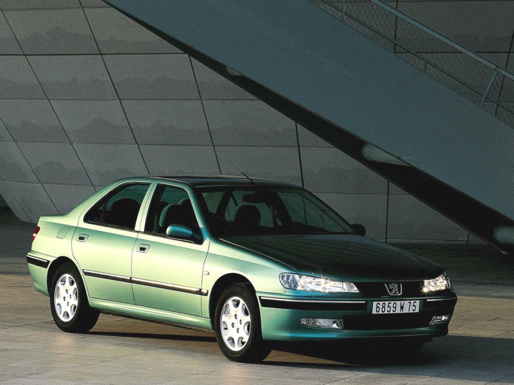 peugeot 406 1999-2004 гг.