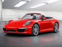Porsche 911 2011, открытый кузов, 7 поколение, 991