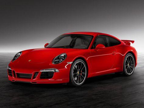 Porsche 911 (991) 10.2011 - 02.2017
