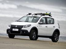 Renault Sandero Stepway 1 поколение, 12.2010 - 10.2014, Хэтчбек 5 дв.