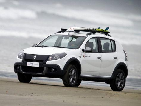 Renault Sandero Stepway  12.2010 - 10.2014