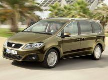 SEAT Alhambra 2010, минивэн, 2 поколение, 7N