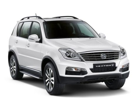 SsangYong Rexton Y290