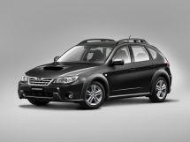 Subaru Impreza XV 2010, джип/suv 5 дв., 3 поколение, GH