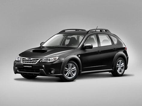 Subaru Impreza XV (GH) 06.2010 - 11.2011