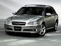 Subaru Legacy 2003, универсал, 4 поколение, BP