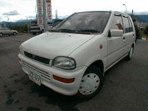 Subaru Rex рестайлинг 1989, хэтчбек 5 дв., 3 поколение, KH