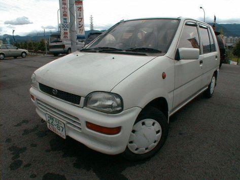 Subaru Rex (KP,KH/R11) 06.1989 - 02.1992
