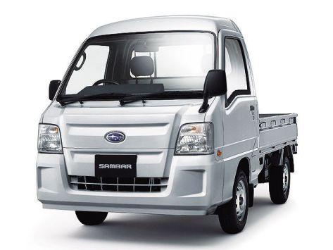 Subaru Sambar Truck TT