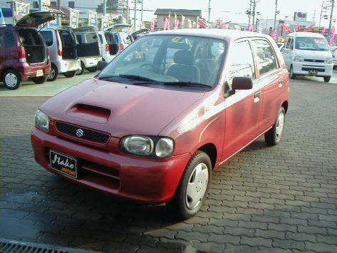 Suzuki Alto  10.1998 - 11.2000