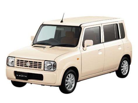 Suzuki Alto Lapin  01.2002 - 10.2008