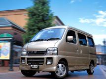 Suzuki Every 4 поколение, 06.1999 - 07.2005, Минивэн