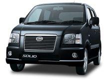 Suzuki Solio 2005, хэтчбек 5 дв., 1 поколение