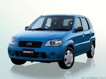 Suzuki Swift 1 поколение, 01.2000 - 05.2003, Хэтчбек 5 дв.