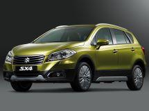 Suzuki SX4 2013, джип/suv 5 дв., 2 поколение, SX4 New