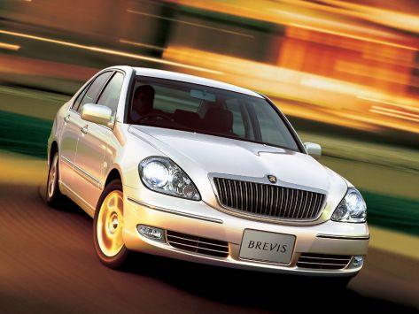 Toyota Brevis (G10) 06.2001 - 03.2004