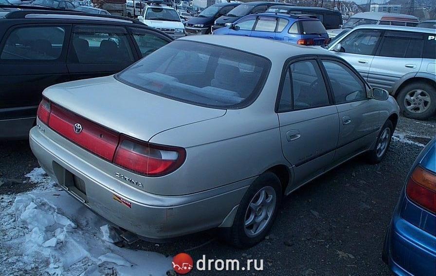 toyota carina 1992 седан