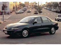 Toyota Cavalier 1995, седан, 1 поколение, TJG00
