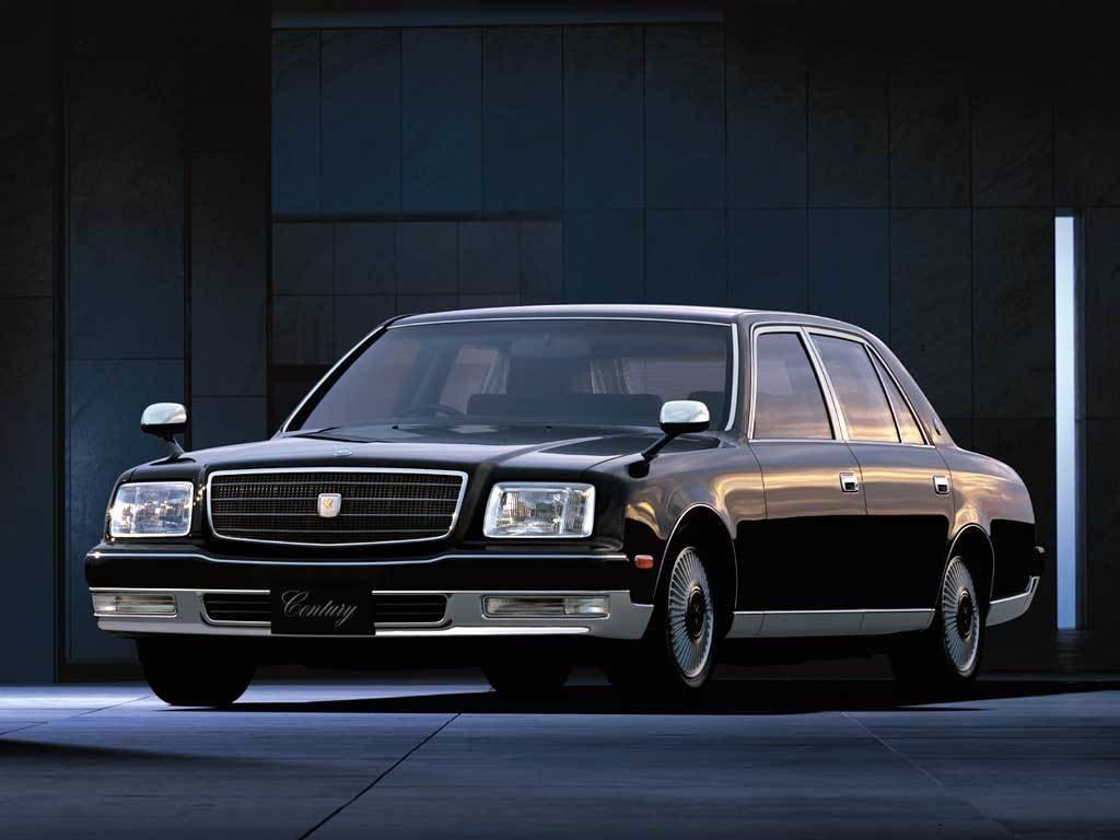 Toyota Century 1997, 1998, 1999, 2000, 2001, седан, 2 ... Имидж Компании