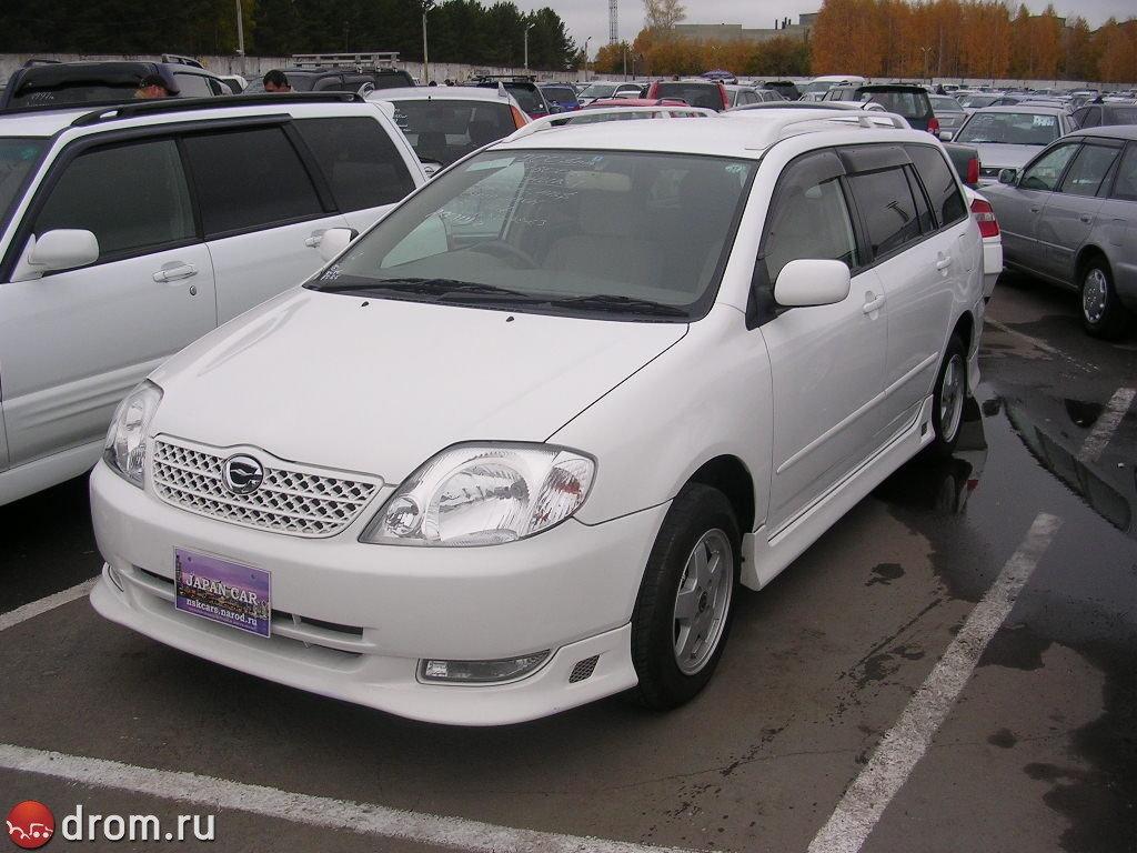 Toyota corolla 2000 запчасти