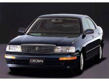 Toyota Crown 1991, седан, 9 поколение, S140