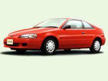Toyota Cynos 1995, купе, 2 поколение, L50