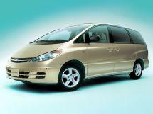 Toyota Estima 2 поколение, 01.2000 - 06.2003, Минивэн