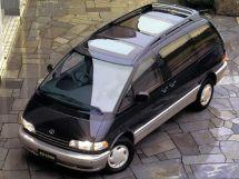 Toyota Estima 1990, минивэн, 1 поколение, XR10, XR20