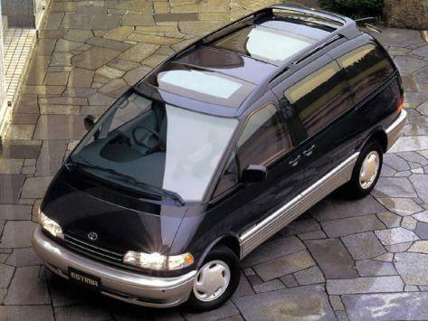 Toyota Estima XR10, XR20