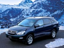 Toyota Harrier 2003, suv, 2 поколение, XU30