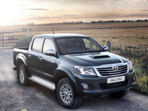 Toyota Hilux Pick Up (AN10, AN20, AN30) 07.2011 - 10.2015