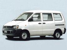 Toyota Lite Ace 1996, цельнометаллический фургон, 5 поколение, R40, R50