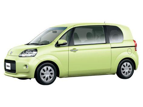Toyota Porte NP140
