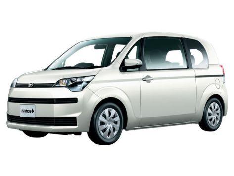 Toyota Spade (NP140) 07.2012 - 12.2020