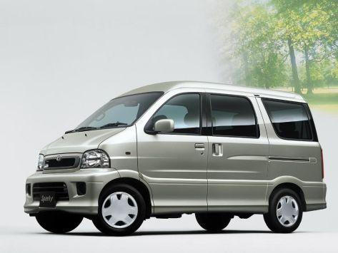 Toyota Sparky (S200) 10.2000 - 03.2003