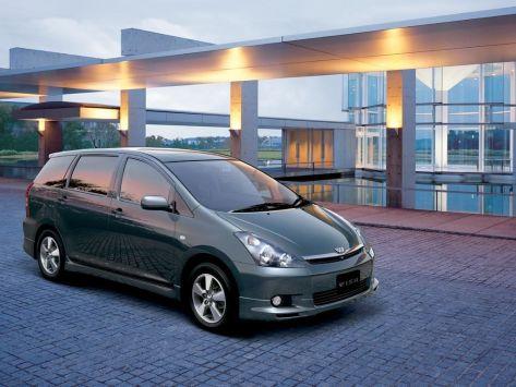 Toyota Wish (XE10) 01.2003 - 08.2005