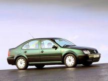 Volkswagen Bora 1 поколение, 08.1998 - 01.2005, Седан