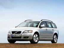 Volvo V50 рестайлинг, 1 поколение, 04.2007 - 05.2012, Универсал