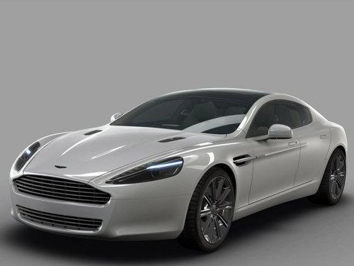 Aston Martin Rapide 2010