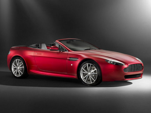 Aston Martin Vantage 2006 - 2017
